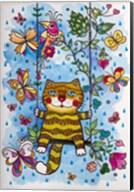 Baterflys Fine-Art Print