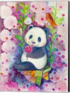 Candy Magic Panda Fine-Art Print