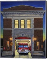 Engine Company 10 Fine-Art Print