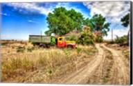 Farm Transportation Fine-Art Print