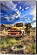 Farm Truck Fine-Art Print