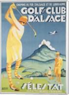Alsace Golf Fine-Art Print