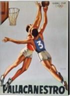 Basketball Pallacanestro Fine-Art Print