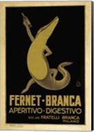Fernet Branca Fine-Art Print
