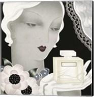 Art Deco Flapper Color Fine-Art Print