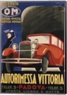 Autorimessa-Vittoria Fine-Art Print