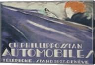 Automobiles Fine-Art Print