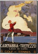 Cadenabbia Fine-Art Print