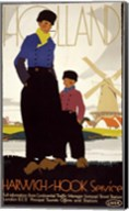 Travel Holland Fine-Art Print