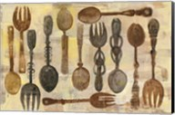 Spoons and Forks Fine-Art Print