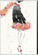 Floral Fashion IV v2 Fine-Art Print