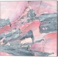 Whitewashed Blush III Fine-Art Print