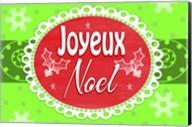 Joyeux Noel Fine-Art Print