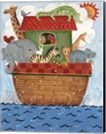 Noah's Ark 2 Fine-Art Print