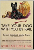 Take Your Dog Fine-Art Print