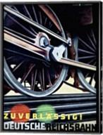 Deutsche Riechsbahn Fine-Art Print