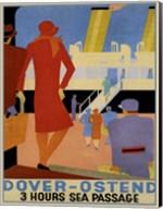 Dover Ostend Fine-Art Print