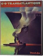 Trans Atlantique Fine-Art Print