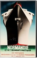 Normandie Fine-Art Print