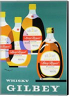 Gilbey Whisky Fine-Art Print