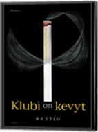 Klubi on Kevyt Fine-Art Print
