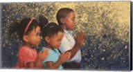 Kids Praying Fine-Art Print