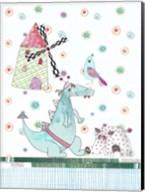 Dragon & Wild Boar Fine-Art Print