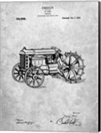 Tractor Patent Fine-Art Print