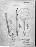Fender Guitar Patent Fine-Art Print