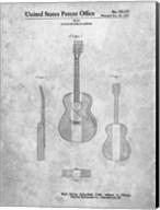 Guitar or Similar Article Patent Fine-Art Print
