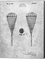 Lacrosse Racquet Patent Fine-Art Print