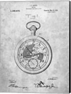 Watch Patent Fine-Art Print