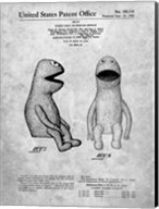 Puppet Doll or Similar Article Patent Fine-Art Print