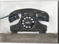 Phoning II Fine-Art Print