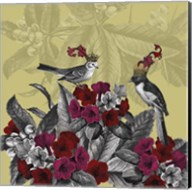 Blooming Birds, Azalea Fine-Art Print