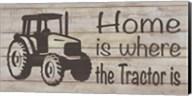 Home & Farm IV Fine-Art Print