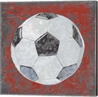 Grunge Sporting IV Fine-Art Print