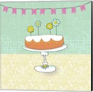 Retro Birthday I Fine-Art Print