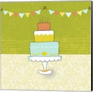 Retro Birthday II Fine-Art Print