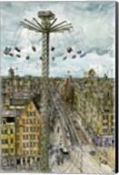 European Afternoon IV Fine-Art Print