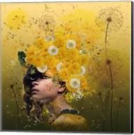 Dandelions Fine-Art Print