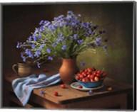 Cherries Still Life Fine-Art Print