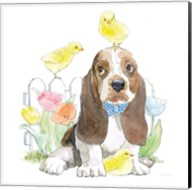 Easter Pups V Fine-Art Print