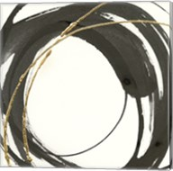 Gilded Enso IV Fine-Art Print