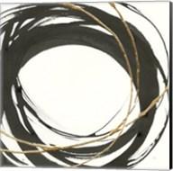 Gilded Enso III Fine-Art Print