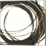 Gilded Enso II Fine-Art Print
