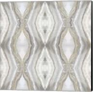 Neutral Kaleidoscope I Fine-Art Print