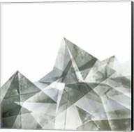 Paper Mountains I Fine-Art Print