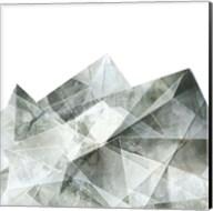Paper Mountains II Fine-Art Print