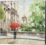 Paris Walk Fine-Art Print